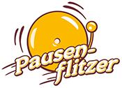 Pausenflitzer Logo